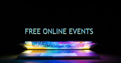 Free Online Events